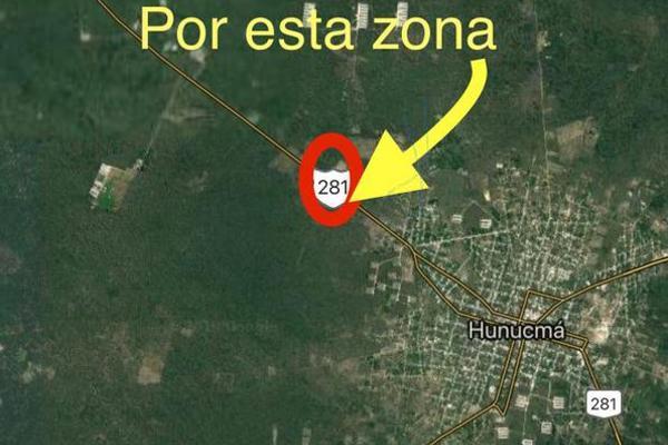 Foto de terreno habitacional en venta en  , hunucmá, hunucmá, yucatán, 10181806 No. 02