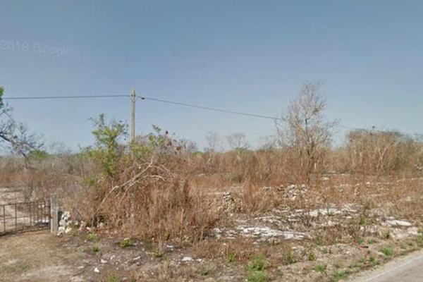 Foto de terreno habitacional en venta en  , hunucmá, hunucmá, yucatán, 10181806 No. 03