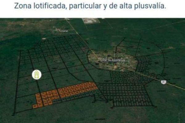 Foto de terreno industrial en venta en hunucma parque industrial, hunucmá, hunucmá, yucatán, 5931594 No. 03