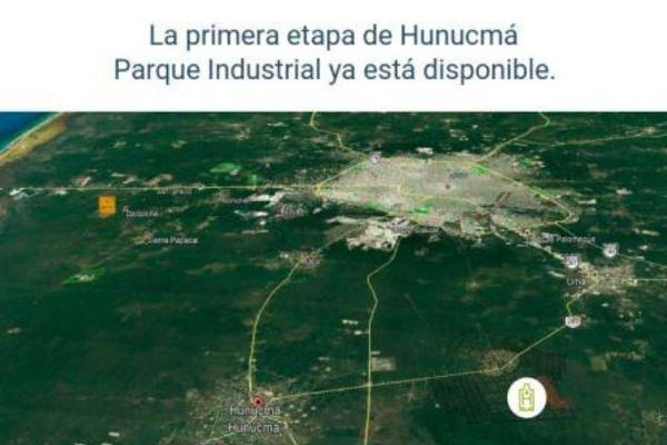 Foto de terreno industrial en venta en hunucma parque industrial, hunucmá, hunucmá, yucatán, 5931594 No. 04
