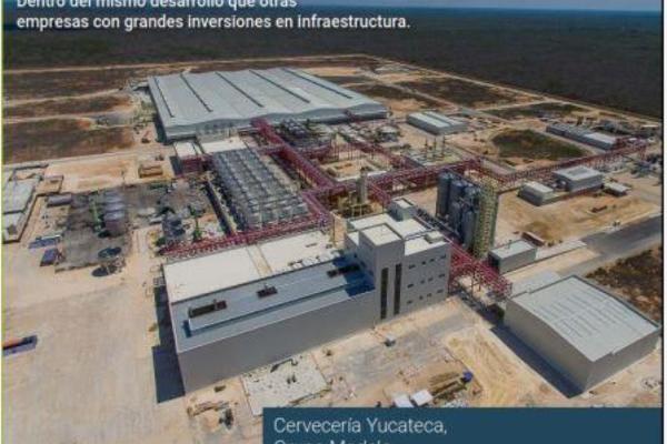 Foto de terreno industrial en venta en hunucma parque industrial, hunucmá, hunucmá, yucatán, 5931594 No. 08