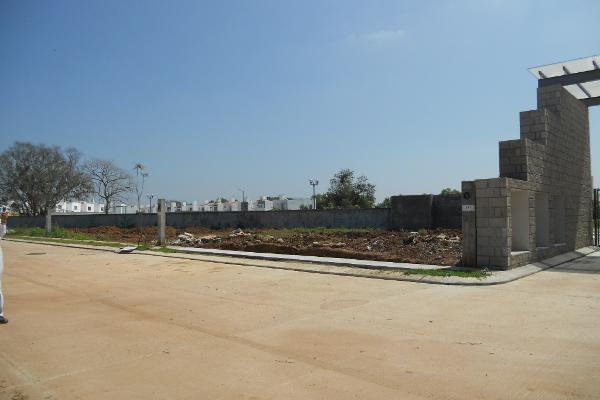 Foto de terreno habitacional en venta en ibiza l-94 puerta azul , corregidora ortiz 1a secc, centro, tabasco, 6163554 No. 02