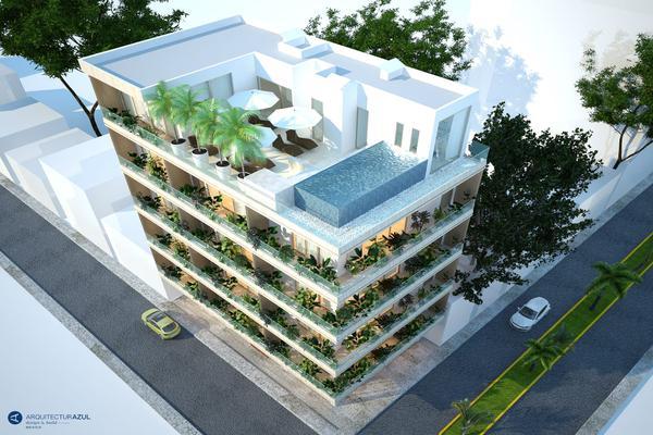 Foto de departamento en venta en ibiza residences, avenida 10 , luis donaldo colosio, solidaridad, quintana roo, 5671019 No. 03