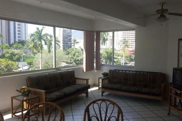 Foto de departamento en venta en  , icacos, acapulco de juárez, guerrero, 7989676 No. 01