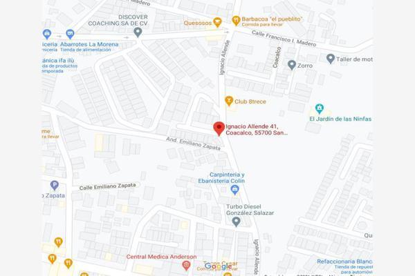 Foto de casa en venta en ignacio allende 41, san francisco coacalco (cabecera municipal), coacalco de berriozábal, méxico, 19403846 No. 05