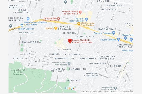 Foto de casa en venta en ignacio allende 41, san francisco coacalco (cabecera municipal), coacalco de berriozábal, méxico, 19403846 No. 06