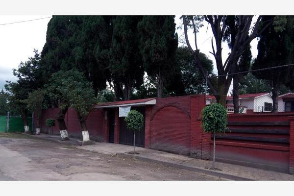 Foto de casa en venta en ignacio allende 7, san antonio pocitos, atizapán de zaragoza, méxico, 5923164 No. 01