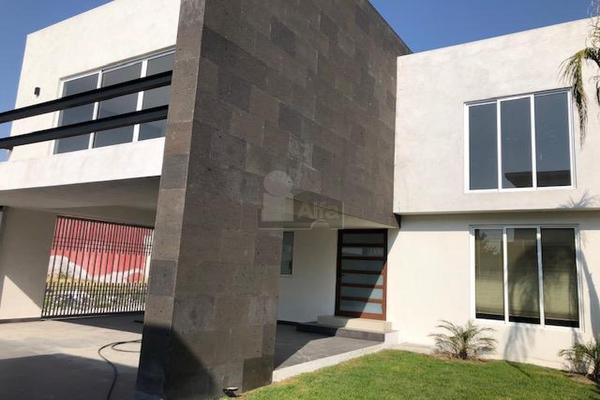 Foto de casa en venta en ignacio allende , san andrés cuexcontitlán, toluca, méxico, 12808628 No. 01