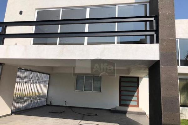 Foto de casa en venta en ignacio allende , san andrés cuexcontitlán, toluca, méxico, 12808628 No. 02