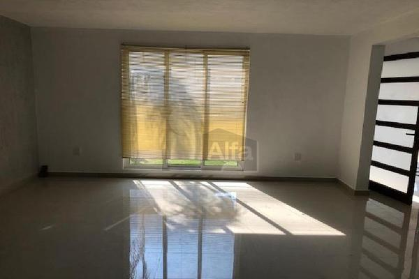 Foto de casa en venta en ignacio allende , san andrés cuexcontitlán, toluca, méxico, 12808628 No. 04