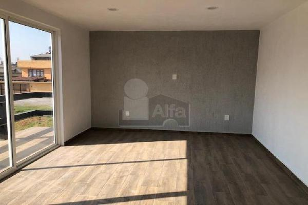 Foto de casa en venta en ignacio allende , san andrés cuexcontitlán, toluca, méxico, 12808628 No. 06