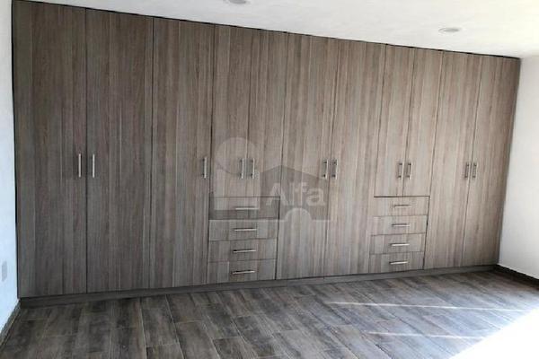 Foto de casa en venta en ignacio allende , san andrés cuexcontitlán, toluca, méxico, 12808628 No. 08