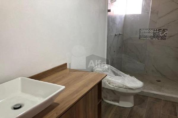 Foto de casa en venta en ignacio allende , san andrés cuexcontitlán, toluca, méxico, 12808628 No. 09