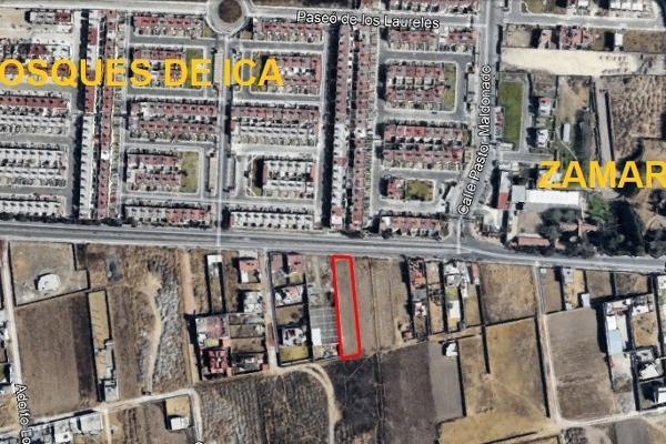 Foto de terreno habitacional en venta en ignacio manuel altmirano s/n , zimbrones, zinacantepec, méxico, 16289602 No. 01