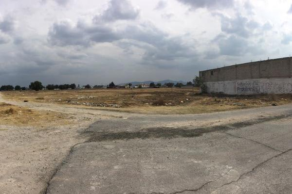 Foto de terreno habitacional en venta en ignacio pichardo pagaza , la lagunilla, jaltenco, méxico, 2735537 No. 01