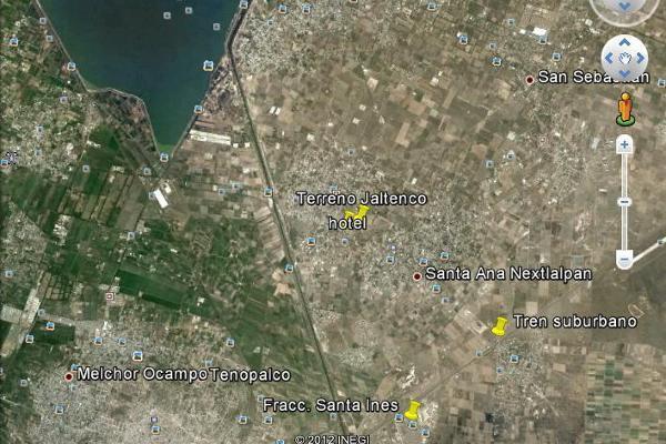 Foto de terreno habitacional en venta en ignacio pichardo pagaza , la lagunilla, jaltenco, méxico, 2735537 No. 02