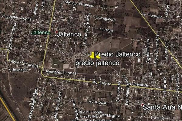 Foto de terreno habitacional en venta en ignacio pichardo pagaza , la lagunilla, jaltenco, méxico, 2735537 No. 03