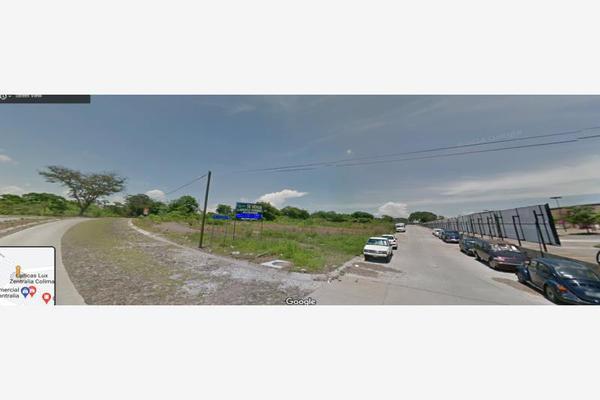 Foto de terreno comercial en venta en ignacio sandoval , colinas de santa fe, colima, colima, 17788797 No. 01