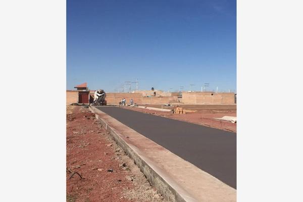 Foto de terreno habitacional en venta en ignacio zaragoza 1, francisco villa nuevo, durango, durango, 8639538 No. 02
