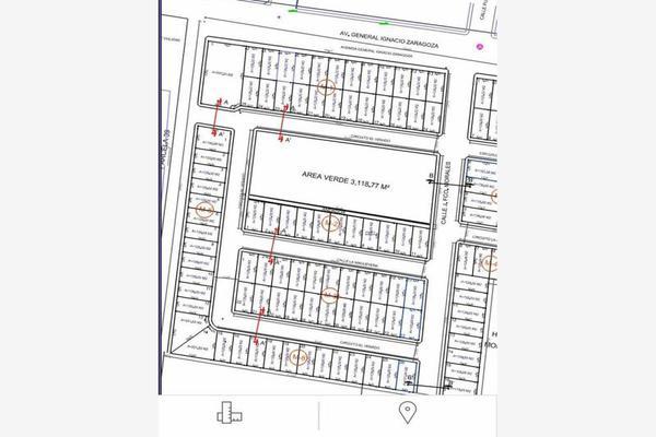 Foto de terreno habitacional en venta en ignacio zaragoza 1, francisco villa nuevo, durango, durango, 8639538 No. 04