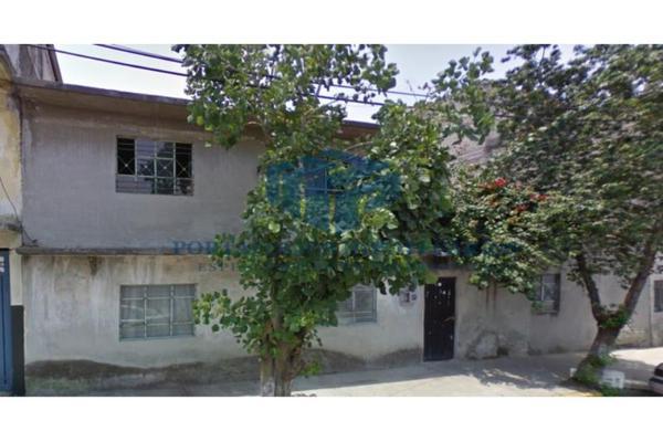 Foto de casa en venta en ignacio zaragoza 15, ciudad de los niños, naucalpan de juárez, méxico, 5742339 No. 01