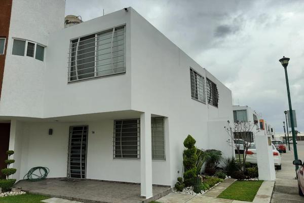 Foto de casa en venta en ignacio zaragoza 236, san francisco ocotlán, coronango, puebla, 15362543 No. 01