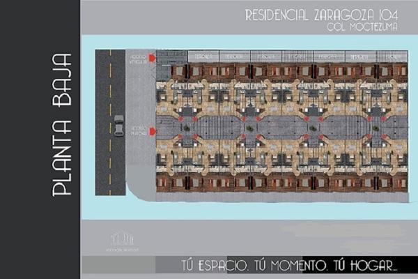Foto de departamento en venta en ignacio zaragoza , moctezuma 1a sección, venustiano carranza, distrito federal, 4415151 No. 08