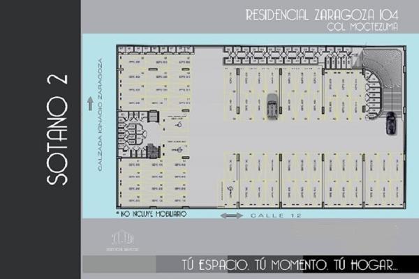 Foto de departamento en venta en ignacio zaragoza , moctezuma 1a sección, venustiano carranza, distrito federal, 4415151 No. 11