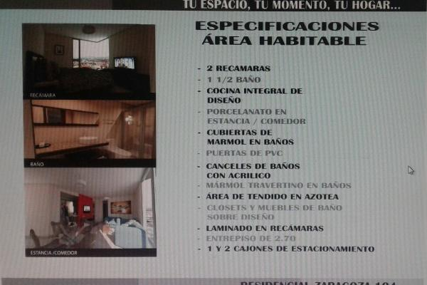 Foto de departamento en venta en ignacio zaragoza , moctezuma 1a sección, venustiano carranza, distrito federal, 4415151 No. 12