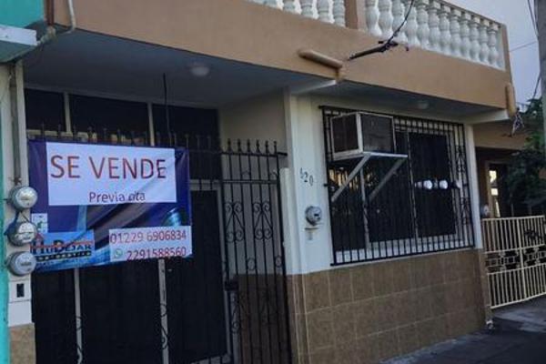 Foto de casa en venta en  , ignacio zaragoza, veracruz, veracruz de ignacio de la llave, 8101591 No. 01