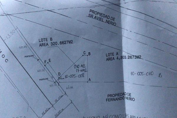 Foto de terreno habitacional en venta en  , ind unidad nacional, santa catarina, nuevo león, 10859977 No. 10
