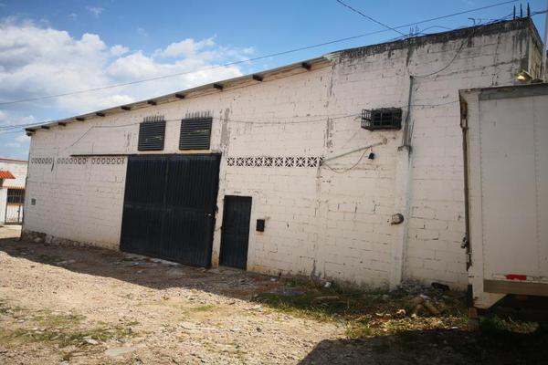 Foto de bodega en renta en independencia 100, 21 de septiembre, tuxtla gutiérrez, chiapas, 8304162 No. 01
