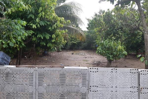 Foto de casa en venta en  , independencia 2a secc, comalcalco, tabasco, 10782845 No. 06