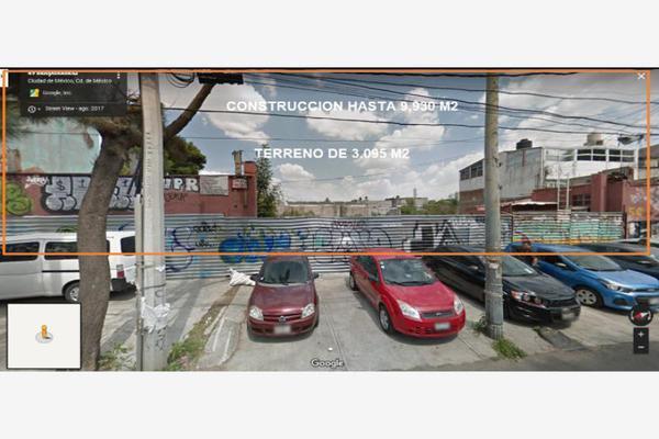 Foto de terreno habitacional en venta en independencia 50, zacahuitzco, iztapalapa, df / cdmx, 19204057 No. 01