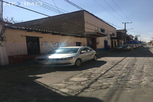 Foto de terreno habitacional en venta en independencia 87, san felipe tlalmimilolpan, toluca, méxico, 20230887 No. 02