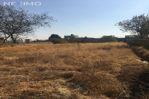 Foto de terreno habitacional en venta en independencia 87, san felipe tlalmimilolpan, toluca, méxico, 20230887 No. 07