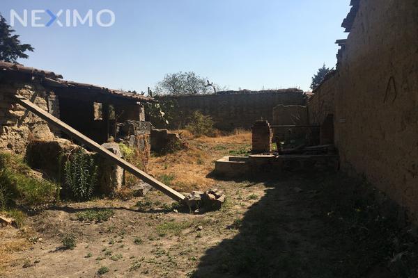 Foto de terreno habitacional en venta en independencia 87, san felipe tlalmimilolpan, toluca, méxico, 20230887 No. 13