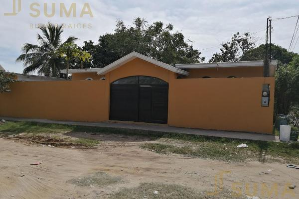 Foto de casa en venta en  , independencia, altamira, tamaulipas, 16498119 No. 01