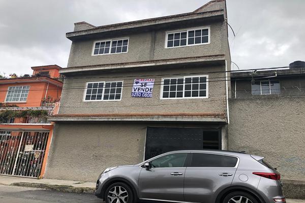 Foto de casa en venta en independencia , independencia 1a. sección, nicolás romero, méxico, 5944278 No. 01