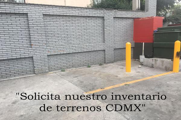 Foto de terreno habitacional en venta en independencia , independencia, benito juárez, df / cdmx, 0 No. 04