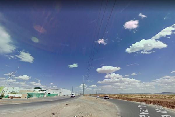 Foto de terreno comercial en venta en independencia iv , parque industrial independencia, juárez, chihuahua, 5623573 No. 01