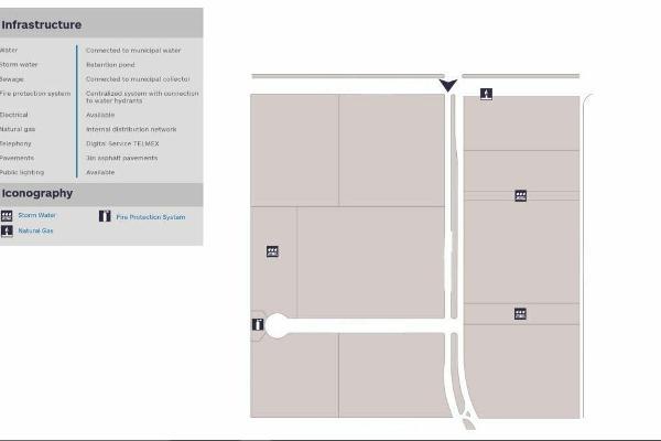 Foto de terreno comercial en venta en independencia iv , parque industrial independencia, juárez, chihuahua, 5623573 No. 05