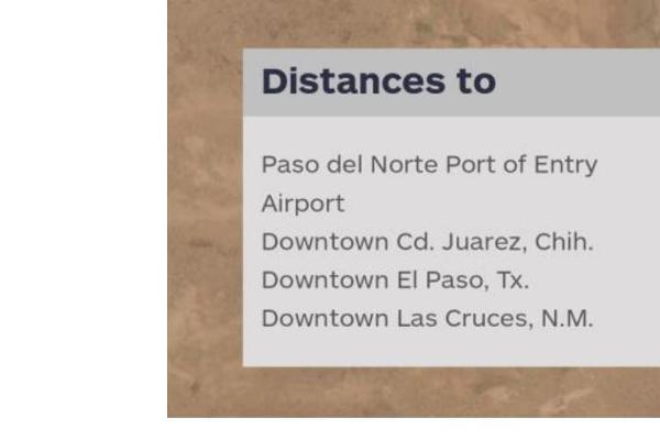 Foto de terreno comercial en venta en independencia iv , parque industrial independencia, juárez, chihuahua, 5623573 No. 06
