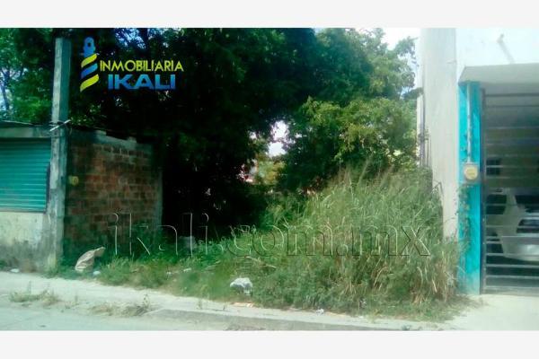 Foto de terreno habitacional en venta en independencia , nuevo progreso, poza rica de hidalgo, veracruz de ignacio de la llave, 3676878 No. 01