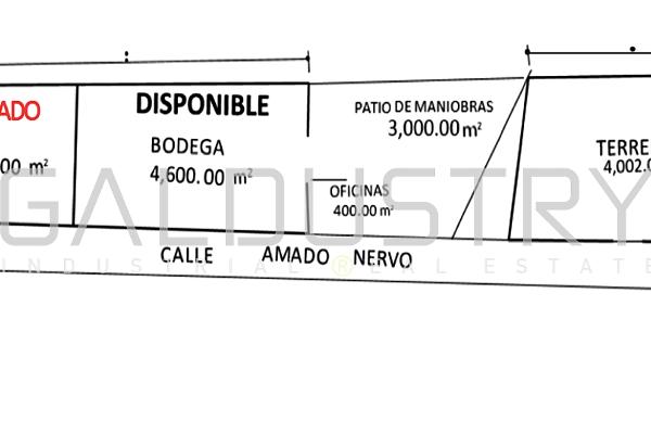 Foto de nave industrial en renta en avenida independencia , independencia, tultitlán, méxico, 3422589 No. 05
