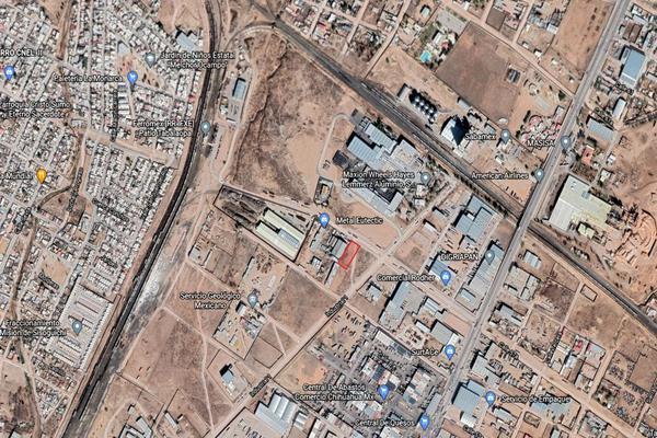 Foto de terreno habitacional en venta en industrial 10 lote 14 , robinson, chihuahua, chihuahua, 20136204 No. 02