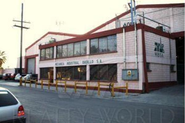 Foto de nave industrial en venta en  , industrial benito juárez, monterrey, nuevo león, 11802290 No. 01