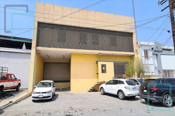 Foto de bodega en renta en  , industrial habitacional abraham lincoln, monterrey, nuevo león, 0 No. 01