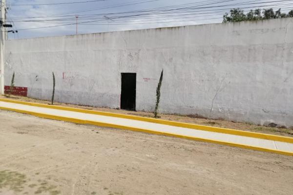 Foto de terreno industrial en venta en industrial la paz , industrial la paz, mineral de la reforma, hidalgo, 6172685 No. 02