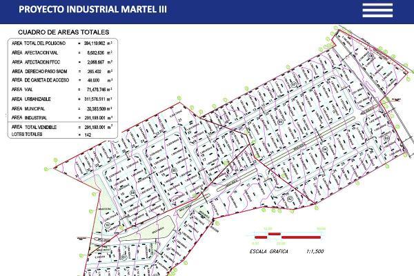 Foto de terreno habitacional en venta en  , industrial martel de santa catarina, santa catarina, nuevo león, 8882255 No. 03